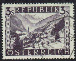 Osterreich 1947, MiNr 852, Gestempelt - 1945-.... 2ª República