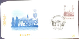 FDC Chimay 1984 - FDC