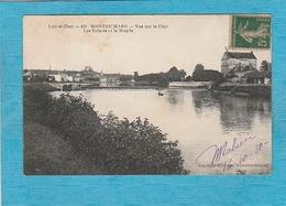 Montrichard. - Vue Sur Le Cher. - Les Écluses Et Le Moulin. - Montrichard