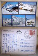 Avers Hochtal SVIZZERA  Cartolina 1989 Annullo Storia Postale - GR Grisons