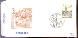 FDC  Averbode 1984 - FDC