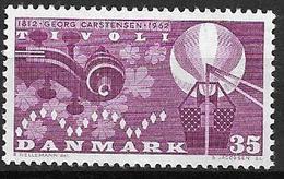 Danemark 1962 N° 415 Neuf** Georg Carstensen Parc Tivoli - Danimarca