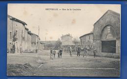 BEUVEILLE    Rue De La Gaulette    Animées - Francia