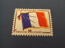 """FRANCHISE MILITAIRE, 1964  -timbre Neuf ++  N°13   """"drapeau """"   Net 0.50 - Franchise Militaire (timbres)"""