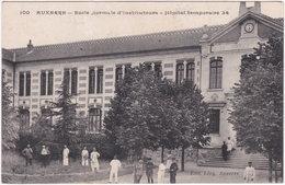 89. AUXERRE. Ecole Normale D'Instituteurs. Hôpital Temporaire 34. 100 - Auxerre