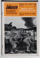 Revue Der Landser Zweiten Weltkrieges Operation Büffel Hauptmann Günter Klappich Officier Allemand WW2 - Revistas & Periódicos