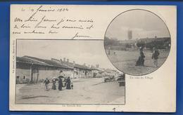 MARS-LA-TOUR    La Grande Rue   Animées   écrite En 1904 - Francia