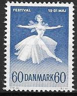 Danemark 1962 N° 411 Neuf** Ballets Nationaux - Danimarca