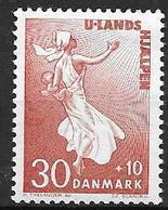 Danemark 1962 N° 414 Neuf** Surtaxe Pour Pays Sous Développés - Danimarca