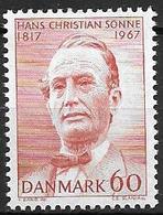 Danemark 1967 N° 475 Neuf** Hans Christian Sonne - Danimarca
