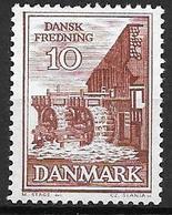 Danemark 1962 N° 412 Neuf** Abolition Des Privilèges De La Meunerie - Danimarca