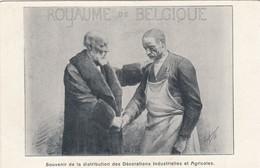BELGIE / BELGIQUE / DISTRIBUTION DES DECORATIONS INDUSTRIELLES ET AGRICOLES - Industrie