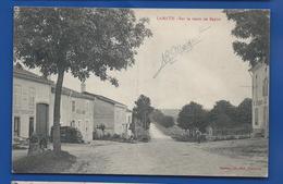 LAMATH   Route De Bayon     Animées   écrite En 1916 - Francia