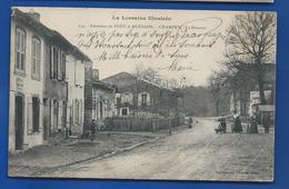 CHAMPEY    La Douane      Animées - Francia