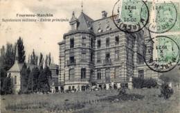 Belgique - Fourneau-Marchin - Près De Ohey , Huy , Clavier , Modave - Sanatorium Militaire Entrée Principale - Marchin