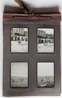 Album Ancien De 96 Photos Maison Mériel Saint Aubin Sur Mer Voiture Ancienne Paysan Tuant Cochon - Albums & Collections