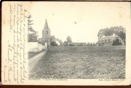 Cpa Bassilly   1919   Bourgmestre - Silly