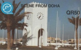 PHONE CARD QATAR (E51.26.7 - Qatar