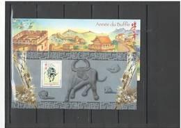 France   Blocs Souvenirs Année 2009 - 2010 - DEPART 1 EURO -21 Piéces Dans Leur Dépliant Cartonné Illustré - Bloques Souvenir