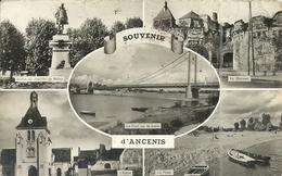 ( ANCENIS )( 44 ) SOUVENIR D ANCENIS - Ancenis