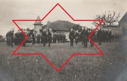 Photo 1915 Ferme De BEAULIEU à MARAINVILLER (Croismare Près Lunéville) - Remise De Croix De Guerre (A216, Ww1, Wk 1) - Other Municipalities