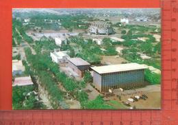 CPM  BURKINA FASO OUAGADOUGOU : Hotel Des Postes, Vue Aérienne - Burkina Faso