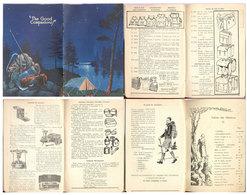 Catalogue Articles Pour Scouts  Et Camping  1930 - Scoutisme