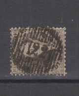 COB 14A Oblitération Distribution D122 HAVRE +100 Superbe - 1863-1864 Medallions (13/16)