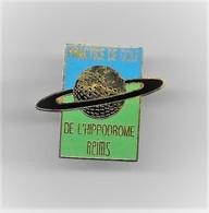 PINS GOLF  PRACTICE DE L'HIPPODROME REIMS / Base Dorée / 33NAT - Golf