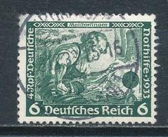 Deutsches Reich 502 B Gestempelt Mi. 6,50 - Gebraucht