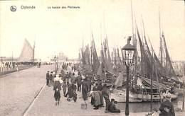 Oostende Ostende - Le Bassin Des Pêcheurs (animée Nels) - Oostende