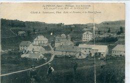39 - La Pesse : Village - Autres Communes