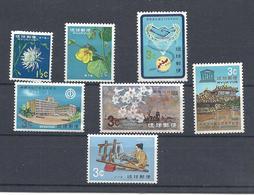 RYU-KYU Islands Y & T  Entre 93** Et 199** - Ryukyu Islands