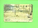 KUWAIT -  Magnetic Phonecard/1KD Swarm Of Locusts - Kuwait
