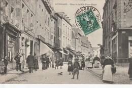 CARTE POSTALE     GUINGAMP 22  Haut De La Rue Notre Dame - Guingamp