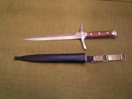 Dague Suisse N° 36583 - Knives/Swords