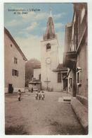 Suisse // Schweiz // Switzerland //  Valais // Sembrancher, L'église - VS Valais