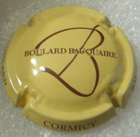 CHAMPAGNE BOULARD BAUQUAIRE à CORMICY - Champagnerdeckel