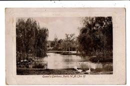 CPA-Carte Postale-Australia-Perth-Queen 's Gardens-1914 VM9741 - Perth