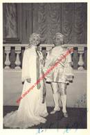 Christianne Gruselle & Stany Bert - Koninklijke Opera Gent - Opera Mignon 1957 - Foto 11x16,5cm Gehandtekend/signed - Photos