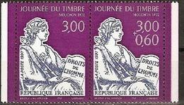 FRANCE Yvert 3052A Issu Du Carnet Journee Du Timbre 1997. Neuf Sans Charnière. MNH. - Frankreich