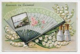 Menton - Souvenir Du Carnaval - Menton