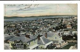 CPA-Carte Postale-Australia-Tasmania (TAS) - Hobart-Looking South-1909 VM9742 - Hobart