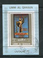 UMM AL-QIWAIN- Timbre Oblitéré - Sommer 1932: Los Angeles