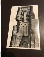 Boezinge (Ieper) - Kerk - Kerk, Torentrap Na De Bombardementen Van Mei 1940 - Ieper