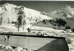 FOPPOLO  BERGAMO  Campo Pista Di Pattinaggio Sul Ghiaccio  Bar K2 - Bergamo