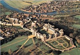 1 AK England * Blick Auf Windsor Castle - Luftbildaufnahme * - Windsor Castle