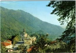 CERES  TORINO  Scorcio Panoramico  Chiesa - Italia