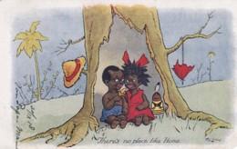 3817247There's No Place Lijke Home. (F.G. Lewin)1918 (zie Rechtsonder) - Cartoline Umoristiche