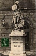 CPA PARIS (7e) Statue De Valentin Hauy (534825) - Estatuas
